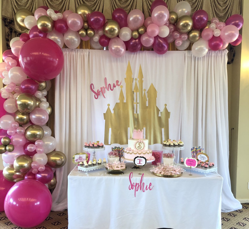 Sophie's First Birthday Bash