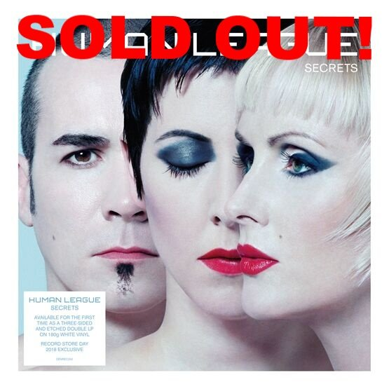 Human League - 'Secrets'