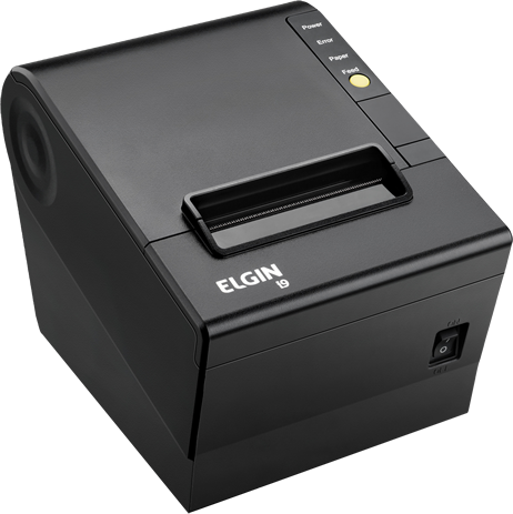 IMPRESSORA NÃO FISCAL - I9  Alta velocidade e robustez são algumas características que consagram a i9 no mercado brasileiro. Ideal para impressão de NFC-e, S@T, MFE, e quaisquer outros cupons não fiscais.  Características Técnicas: • Velocidade máxima: 300mm/seg. • Largura da bobina: 58 ou 80 mm • Diâmetro máximo da bobina: 83mm • Corte do papel: Guilhotina e Serrilha • Conexões: 01 USB (nativa) + 01 Opcional • Opcionais: Ethernet, Serial, Paralela, WiFi • Função Senha: Configurável através de micro-chaves