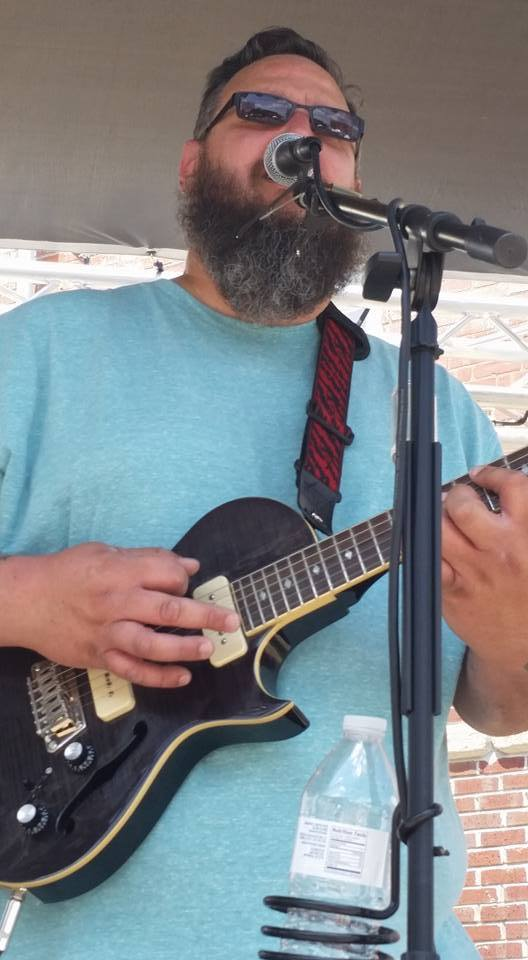 Chuck Garriott Guitar Vox