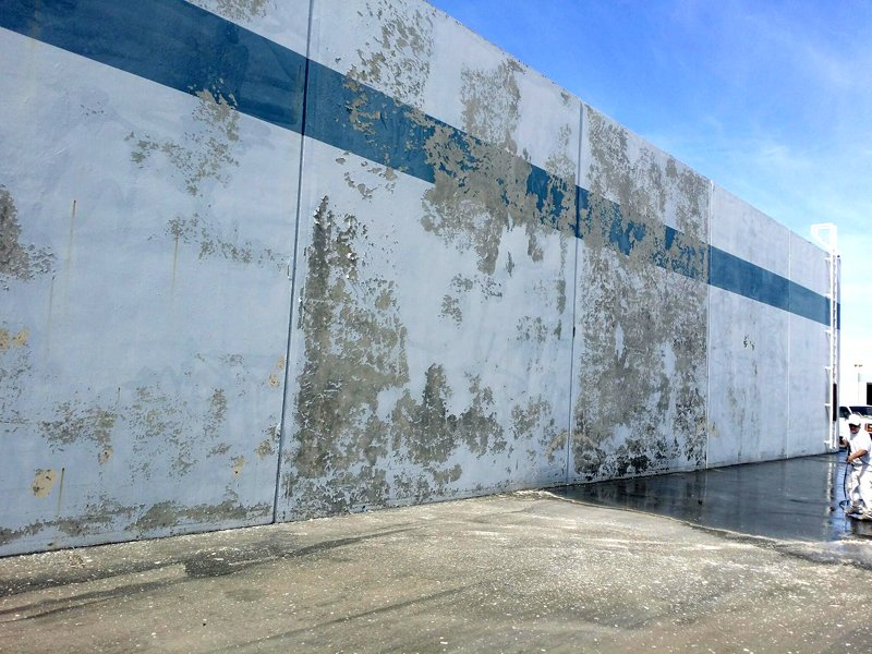 Exterior Commercial Painting