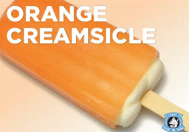 Orange Creamsicle