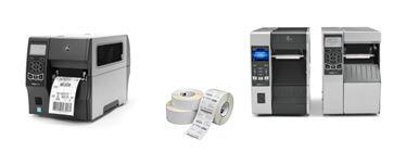 Zebra 410, 510 and 610 Series Industrial Printers