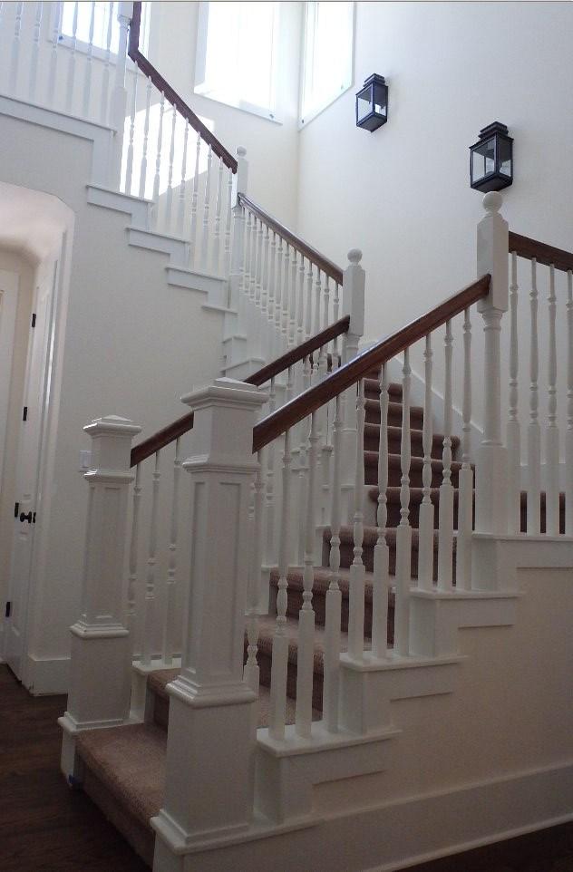 White Stairwell 2