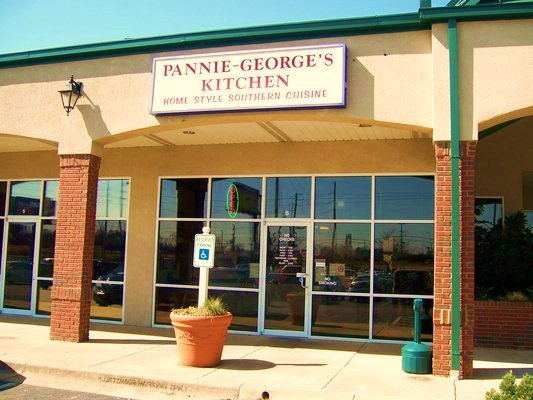 Pannie-George's Kitchen