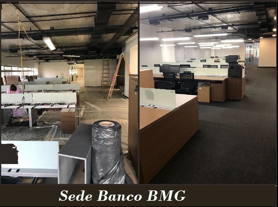 Escritório Sede Banco BMG