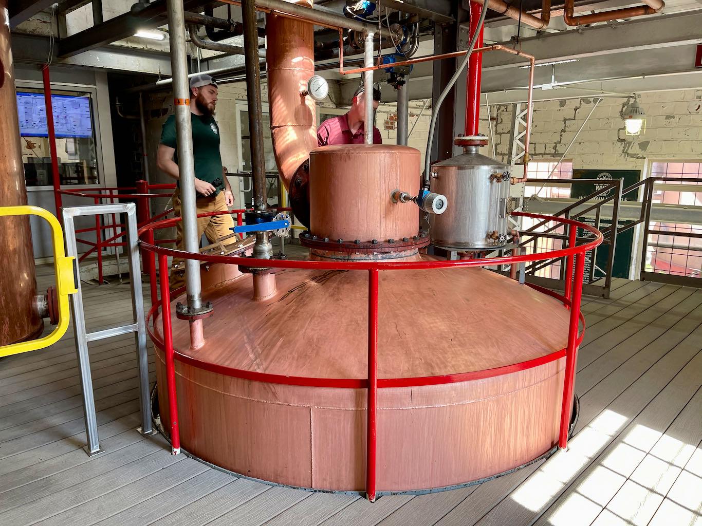Doubler from Medley Distillery - Green River Distilling Co