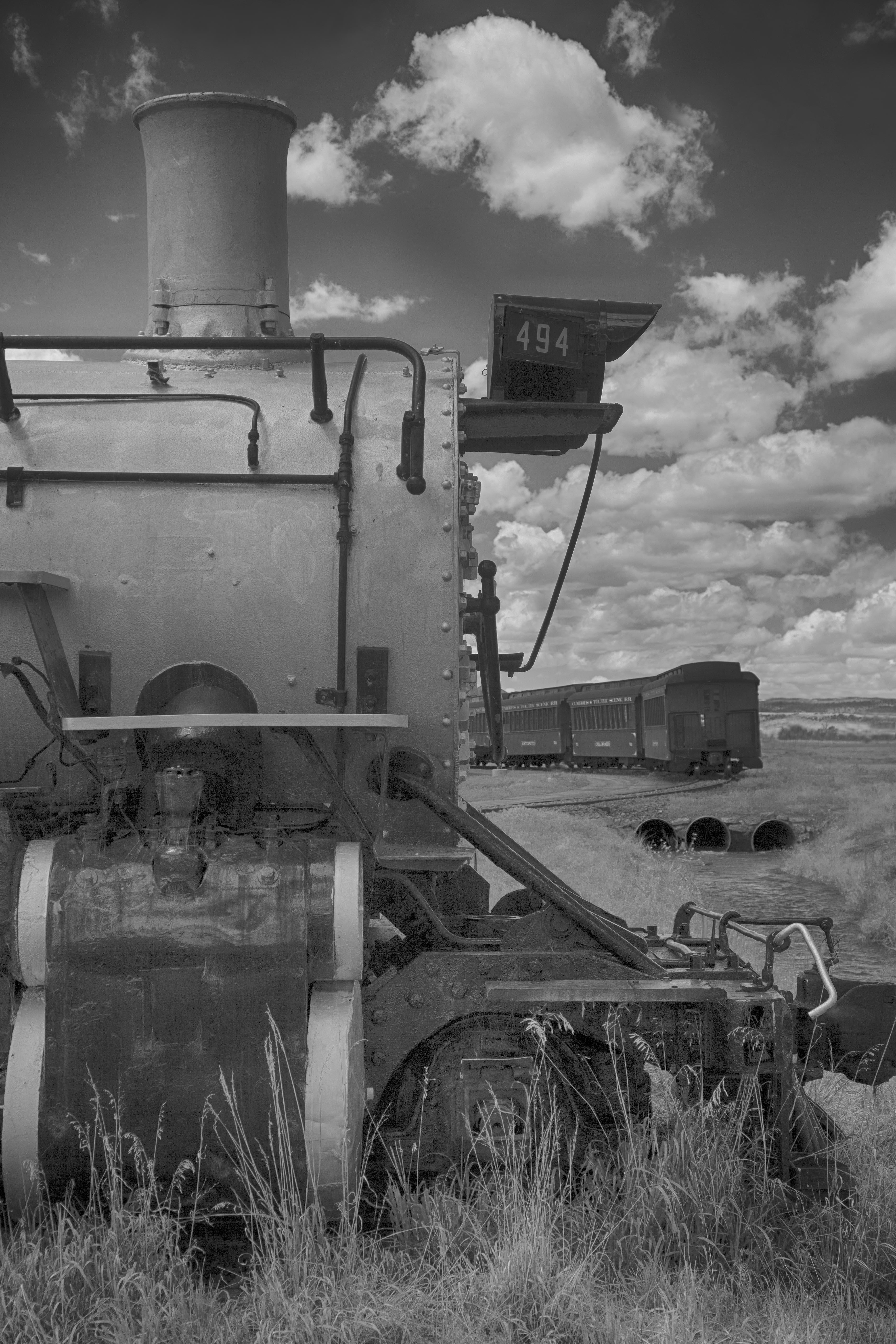 Toltec RR Engine