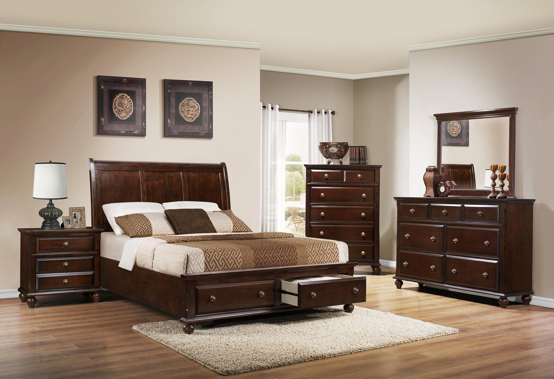 6075 Portsmouth Bedroom Suite