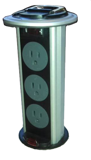 LAM0003 Multicontacto para cocina FRESH