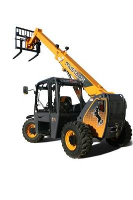 19' Mustang Telehandler(5000lb) $250/day $750/week