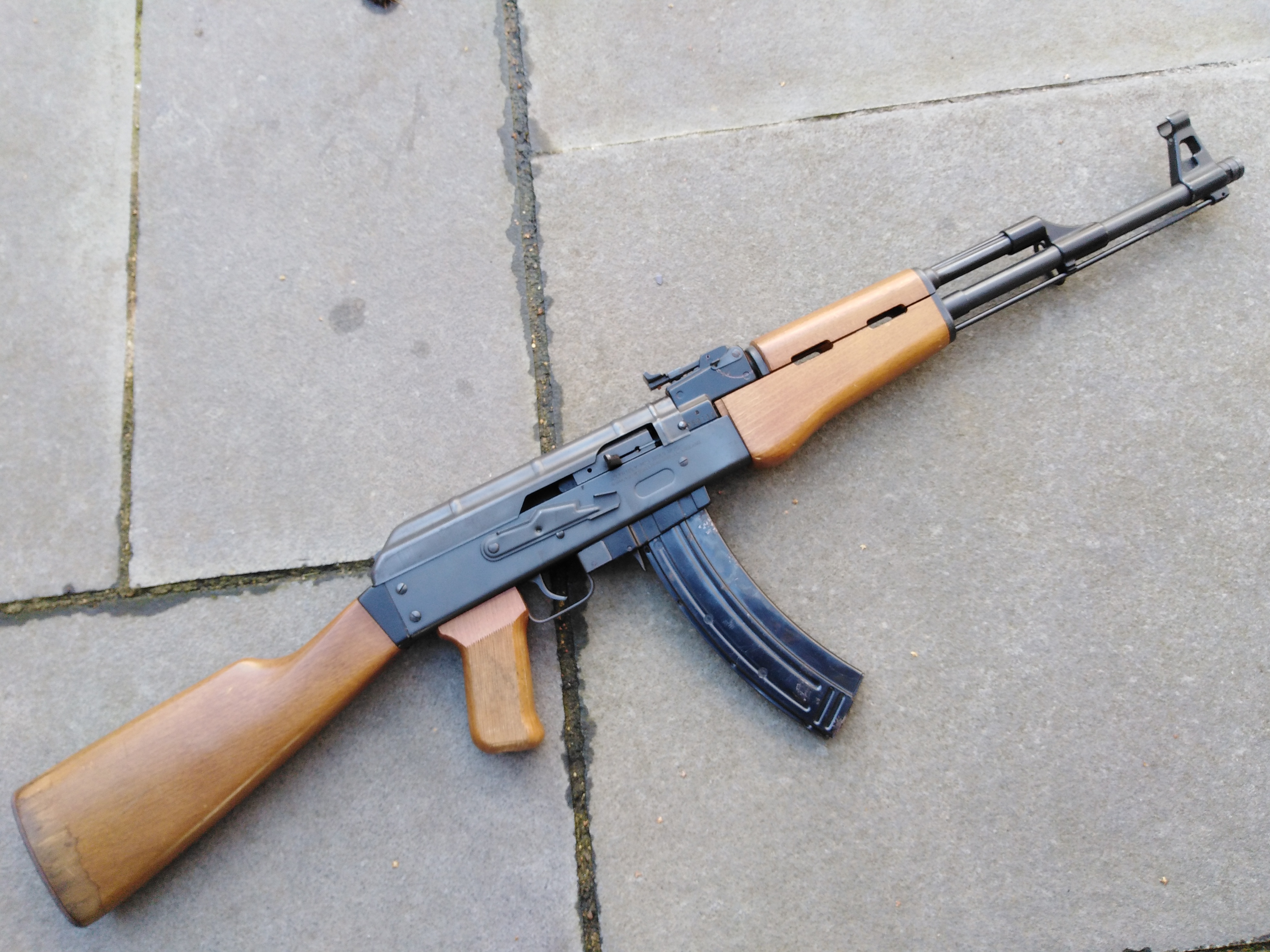 Adler-Jager AP80 8mm AK47