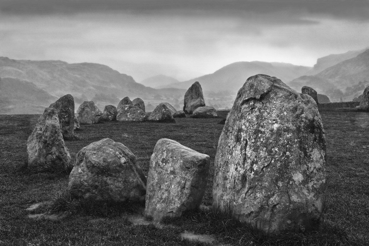 Keswick Stone Ring