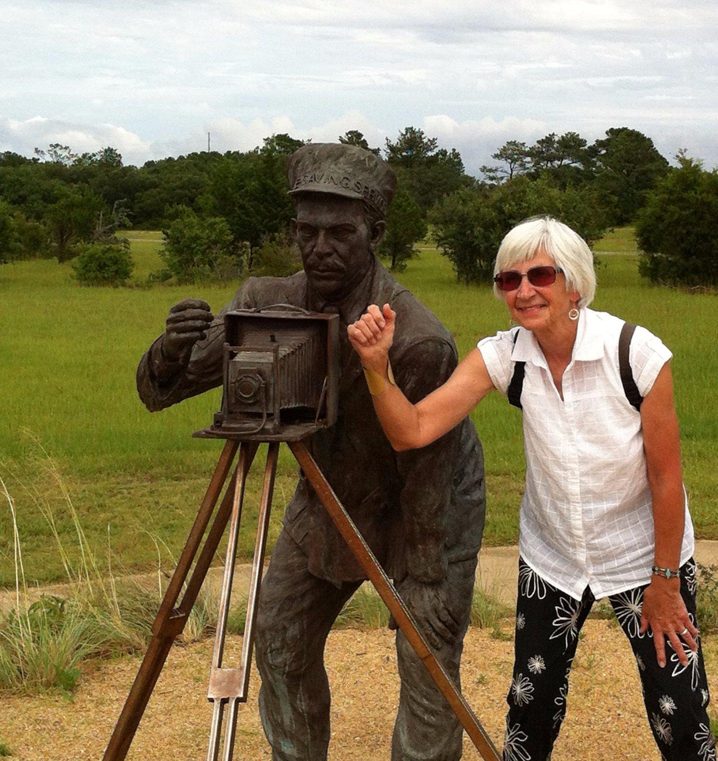 John Daniels Statue