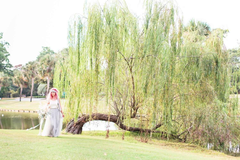 Woman In White Dress 3