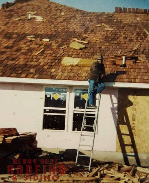 Roof Repair Works
