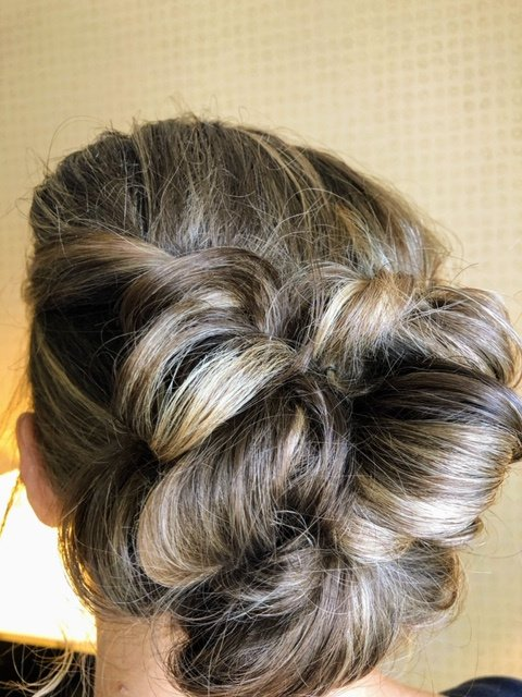 Updo Hairstyle 5