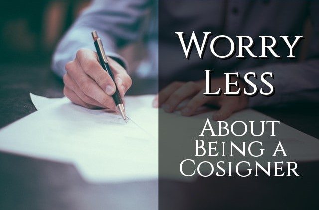 Worry Less, Cosigner