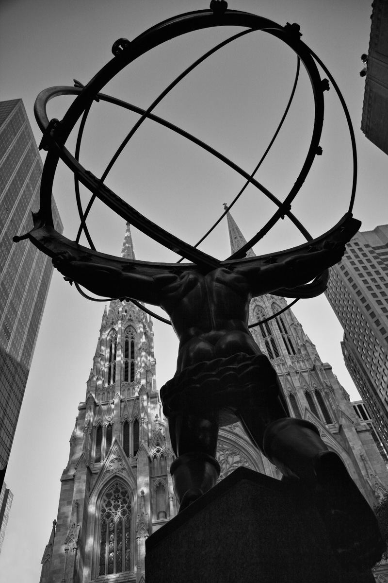 Rockafeller Center Atlas