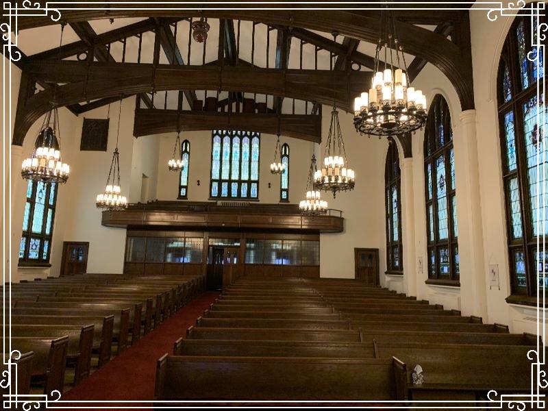 Main Worship Center