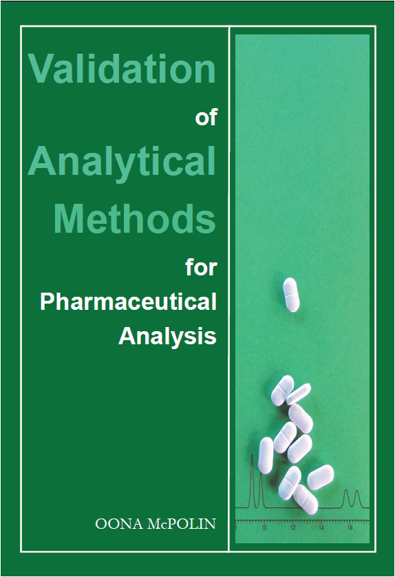 Book - Validation of Analytical Methods for Pharmaceutical Analysis