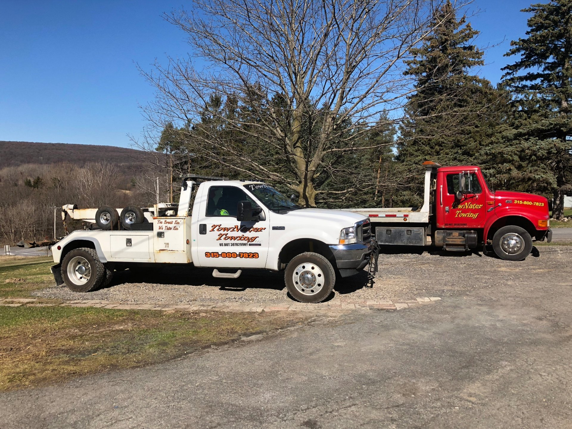 TowNater Towing LLC. 24 Hour Road