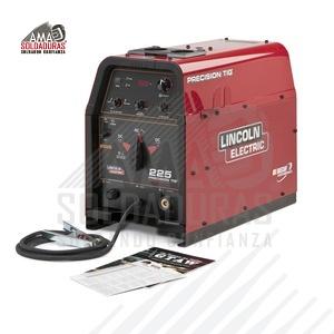 PRECISION TIG® 225 SOLDADORA TIG Lincoln Electric's Precision TIG 225 TIG Welder K2533-2