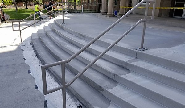 Front Steps Design