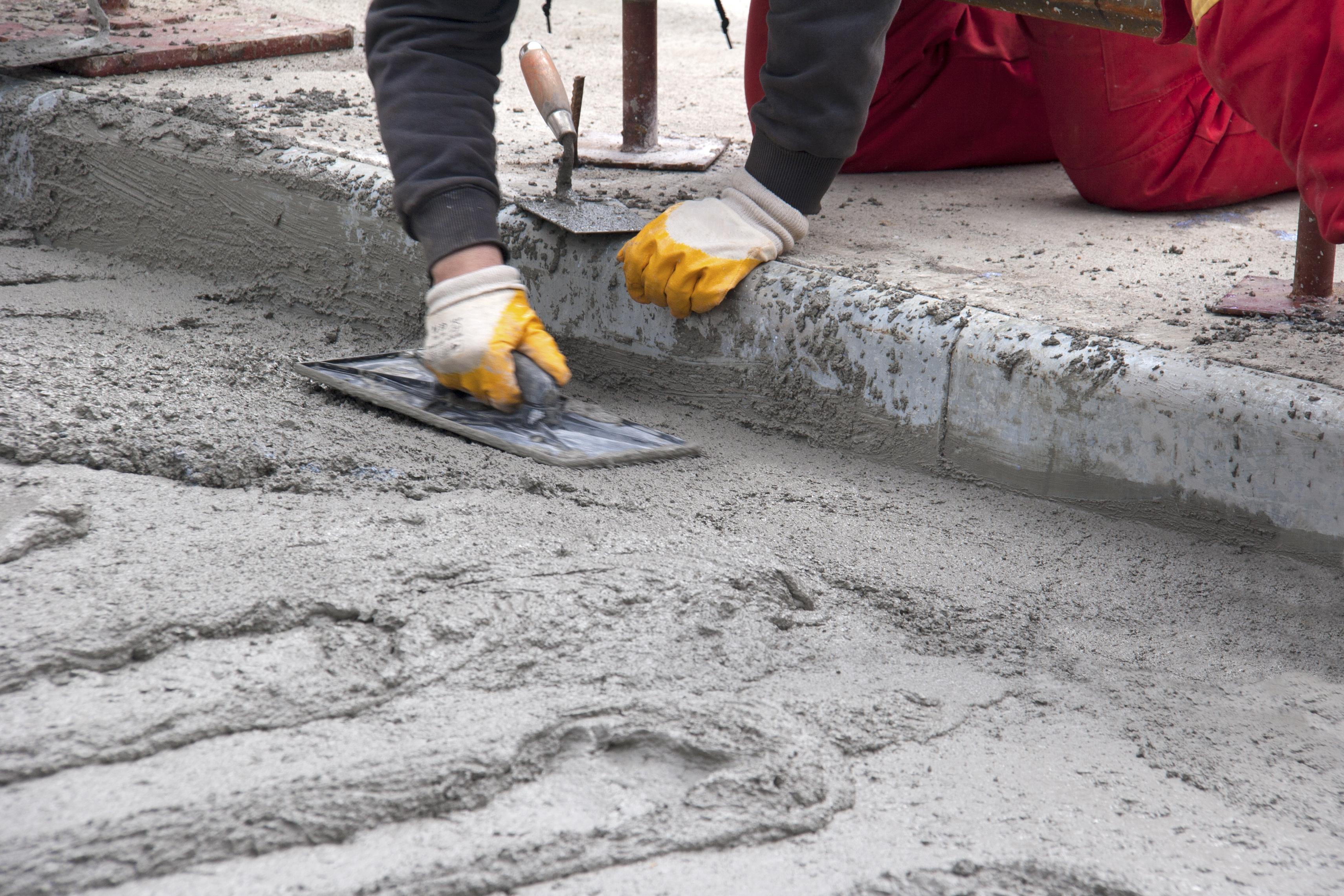 Sideway Concrete