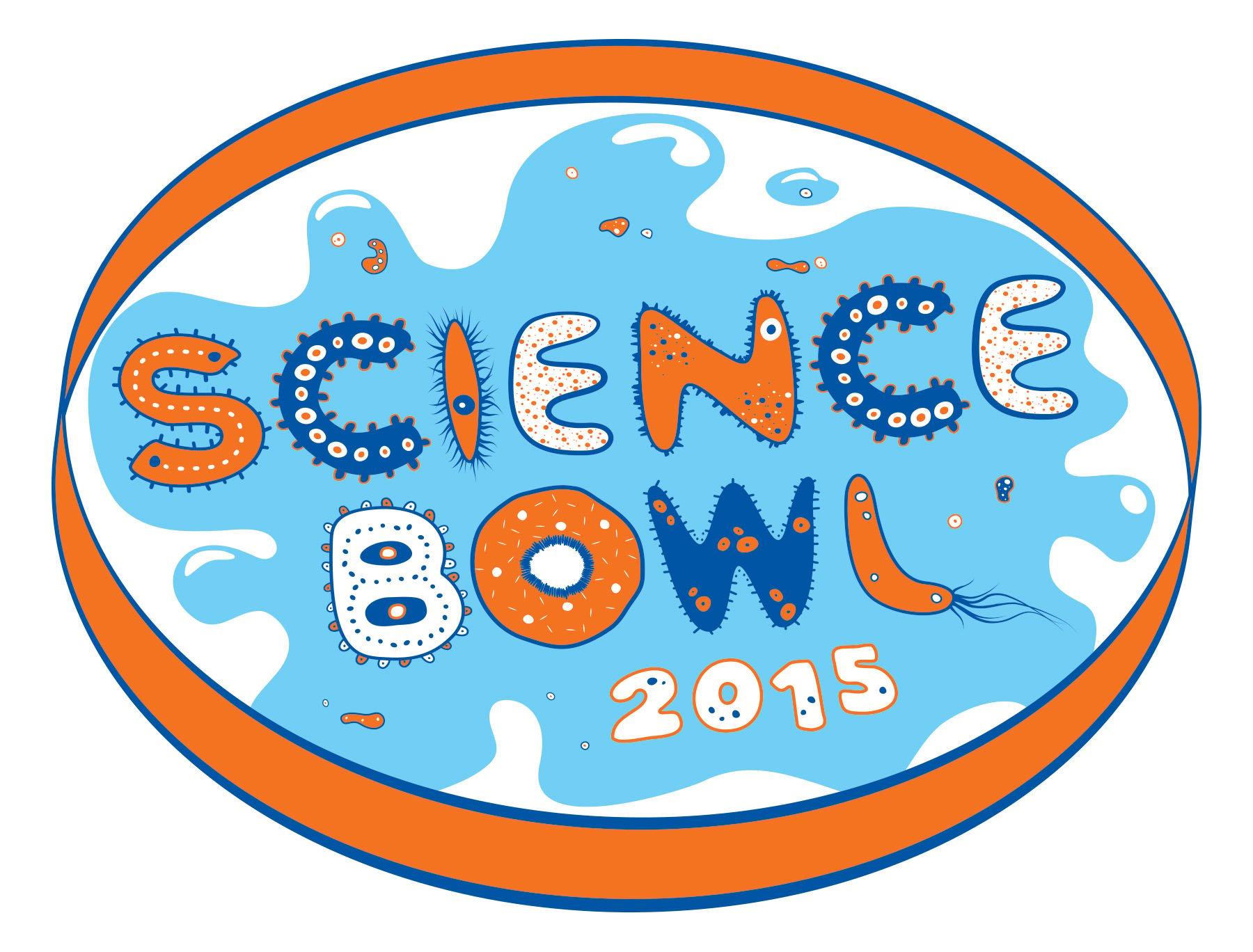 Science Bowl 2015 Branding