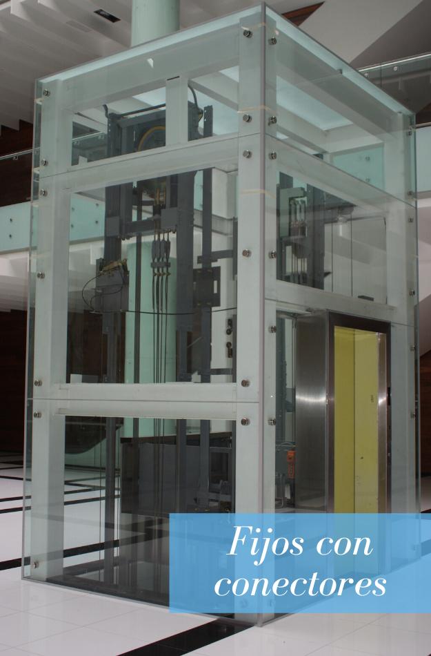 Elevador de cristal