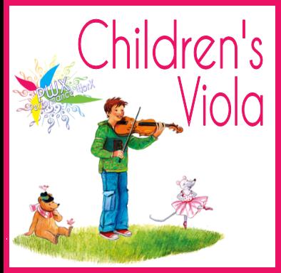 CHILDREN'S VIOLA MATERIALS