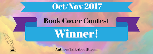"Award from ""Authors Talk About It"" for book cover design"
