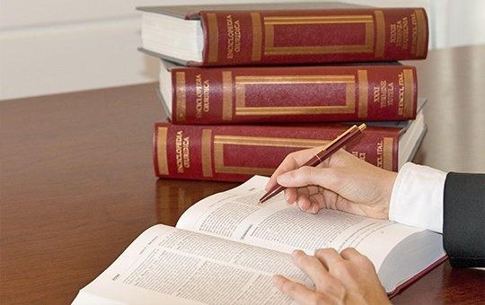 Read Law Book