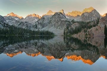 Alice Lake, Sawtooths, ID