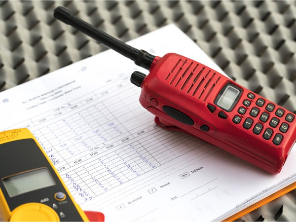 Radio Communications On Paper