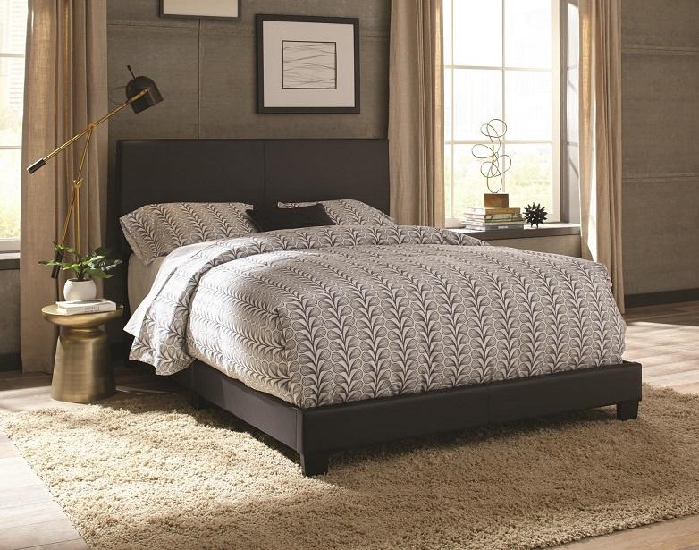 750 Vinyl Upholstered Bed