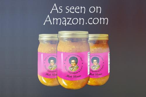 Betty Jos Gourmet Slaw Product