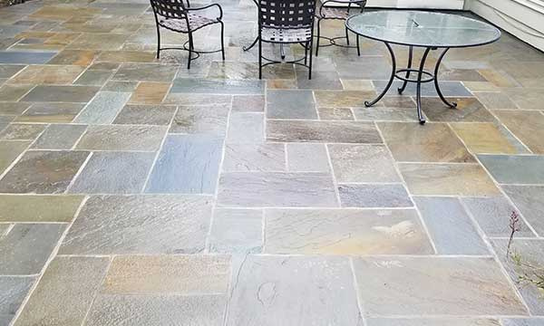 Decorative Outdoor Flooring