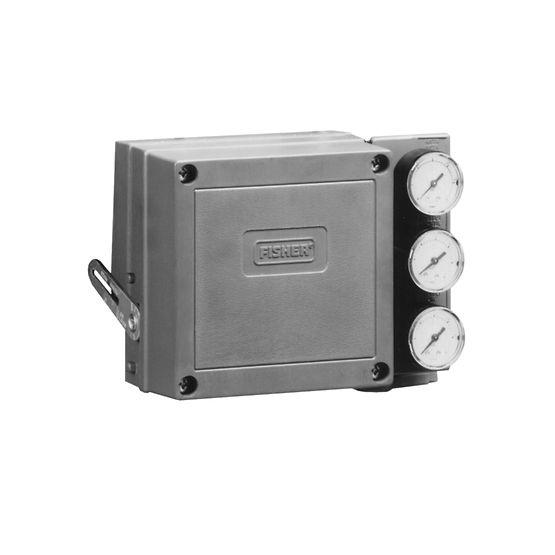 Posicionador de válvula neumática de acción simple 3582 Fisher™