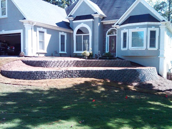 Hardscape Design in Alpharetta
