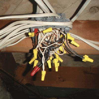 Failed Electrical