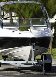 Insured Boat