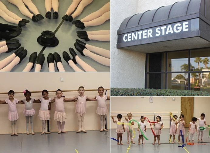 Center Stage Dance School Family