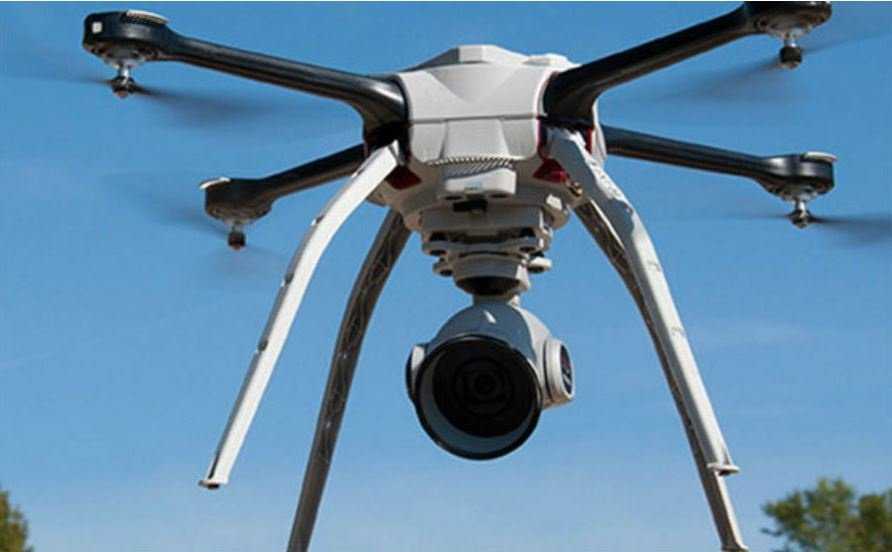 High-Tech Drone