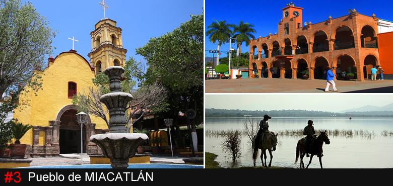 Iglesia, Laguna y Presidencia Municipal