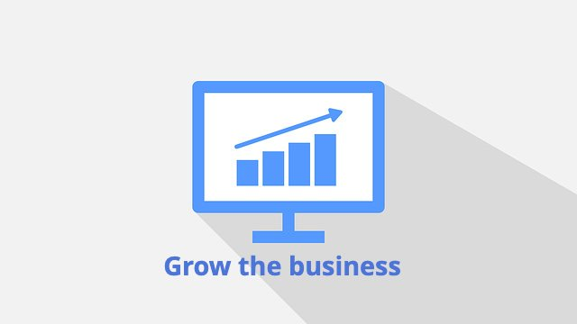 Grow the business