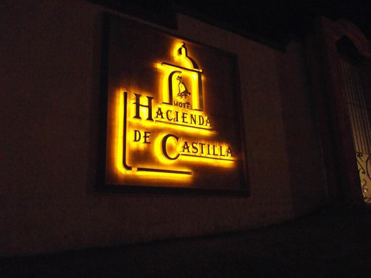 Motel Hacienda de Castilla - 55 HABITACIONES
