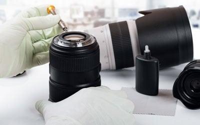 Camera Maintenance