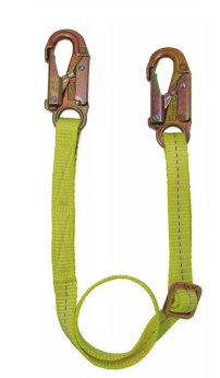 """Eslinga para posicionamiento de banda plana ajustable, fabricado en poliéster de alta tenacidad de 1"""" de ancho. RL300-A"""